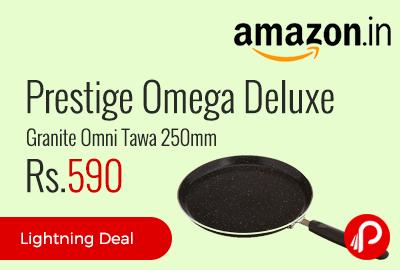 Prestige Omega Deluxe Granite Omni Tawa 250mm