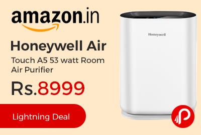 Honeywell Air Touch A5 53watt Room Air Purifier