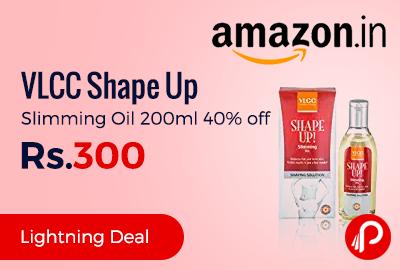 VLCC Shape Up Slimming Oil 200ml