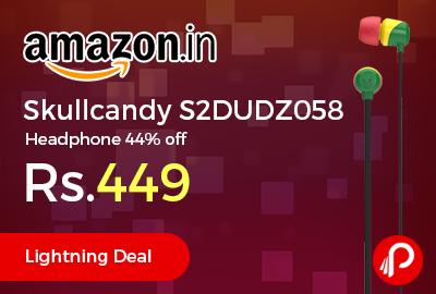 Skullcandy S2DUDZ058 Headphone