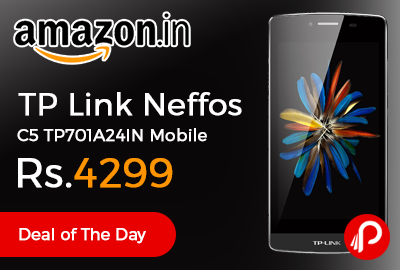 TP Link Neffos C5 TP701A24IN Mobile
