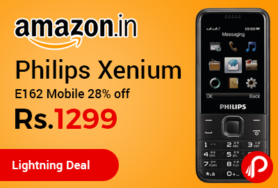 Philips Xenium E162 Mobile
