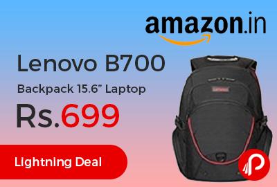 """Lenovo B700 Backpack 15.6"""" Laptop"""