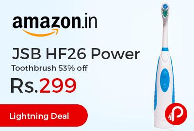 JSB HF26 Power Toothbrush