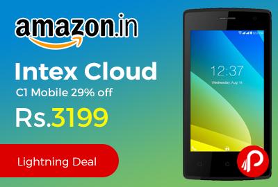 Intex Cloud C1 Mobile