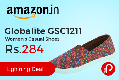 Globalite GSC1211 Women's Casual Shoes