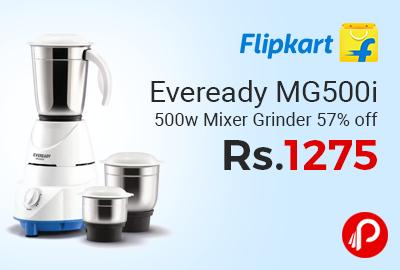 Eveready MG500i 500w Mixer Grinder