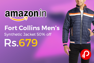 Fort Collins Men's Synthetic Jacket