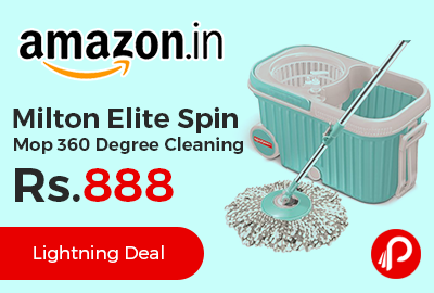 Milton Elite Spin Mop 360 Degree Cleaning