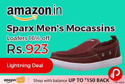 Sparx Men's Mocassins Loafers