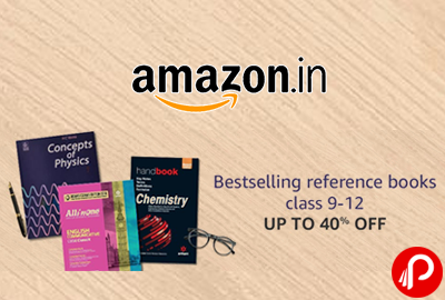 Bestselling Reference Books Class 9-12