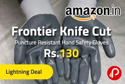 Frontier Knife Cut Puncture Resistant Hand Safety Gloves