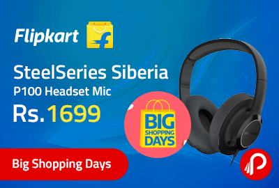 SteelSeries Siberia P100 Headset Mic