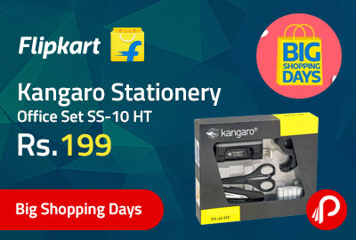 Kangaro Stationery Office Set SS-10 HT