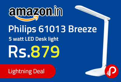 Philips 61013 Breeze 5 watt LED Desk light