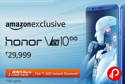 Honor View10 4G Volte Mobile