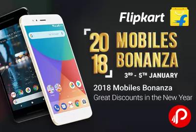 2018 Mobile Bonanza