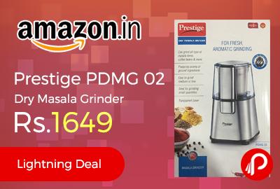 Prestige PDMG 02 Dry Masala Grinder