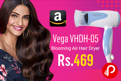 Vega VHDH-05 Blooming Air Hair Dryer