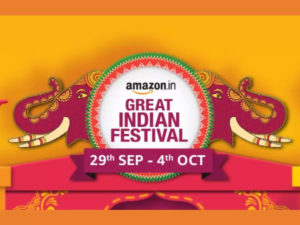 Amazon Great Indian Festival Sale 2019