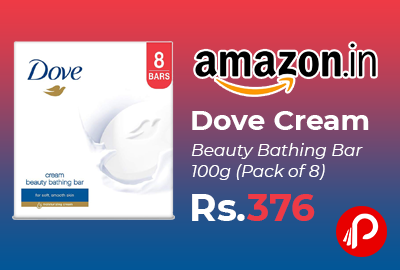 Dove Cream Beauty Bathing Bar 100g