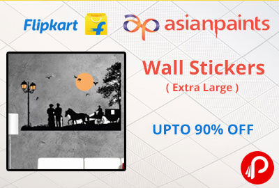 Wall Stickers ( Extra Large ) UPTO 90% OFF