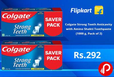 Colgate Toothpaste (1000 g, Pack of 2) - Flipkart
