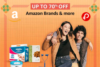 Amazon Brands - UP TO 70% OFF - Republic Day Sale – Amazon India