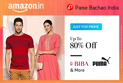 Deals on clothing, footwear, luggage & more | Up to 80% off