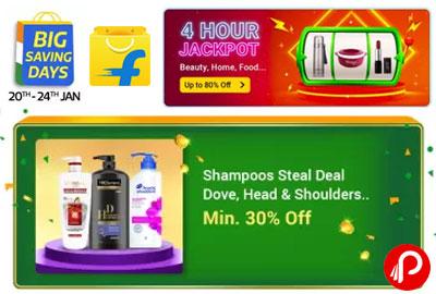 Shampoos Steal Deal