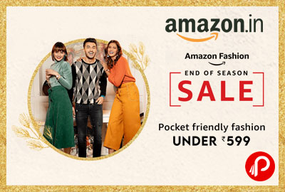 Pocket friendly fashion UNDER 599 - Amazon India