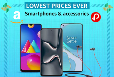 Smartphones & Accessories - Lowest Prices Ever - Republic Day Sale – Amazon India