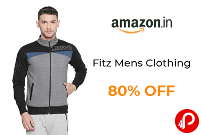Fitz Mens Clothing | 80% Off - Amazon India