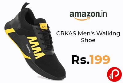 CRKAS Men's Walking Shoe