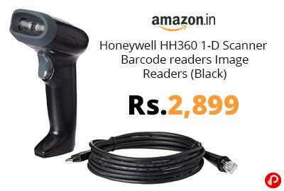Honeywell HH360 1-D Scanner @ 2,899 - Amazon India