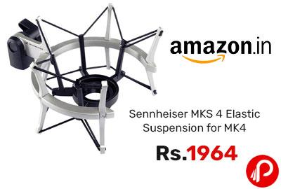 Sennheiser MKS 4 Elastic Suspension for MK4 @ 1964 - Amazon India