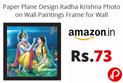 Radha Krishna Photo on Wall Paintings @ 73 - Amazon India