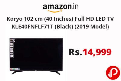 Koryo 102 cm (40 Inches) Full HD LED TV @ 14,999 - Amazon India