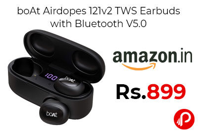 boAt Airdopes 121v2 TWS Earbuds - Amazon India