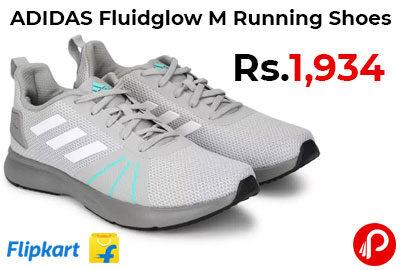 ADIDAS Fluidglow M Running Shoes @ 1,934 - Flipkart