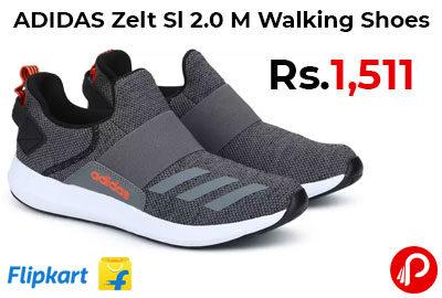 ADIDAS Zelt Sl 2.0 M Walking Shoes @ 1,511 - Flipkart